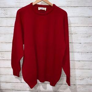 Pringle Sports Wool Sweater